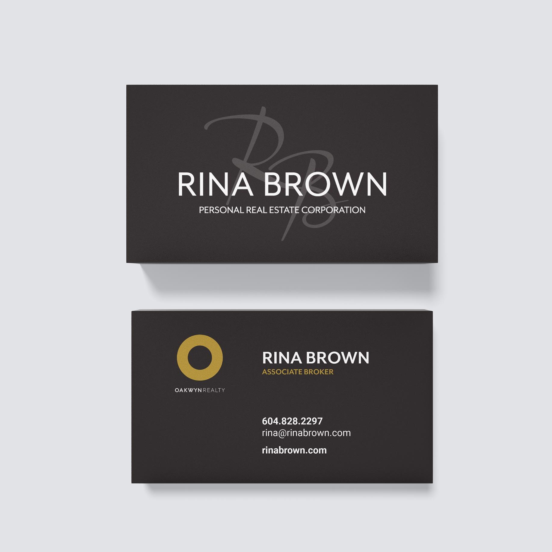 Business Card by ALina Demidova